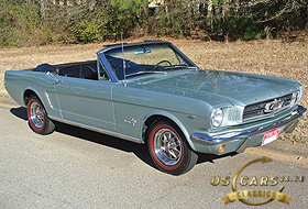 1965 Mustang Silversmoke Gray