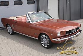 1966 Mustang Emberglow