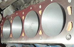 V8 Motor Überholung, Ford 289 K-Code