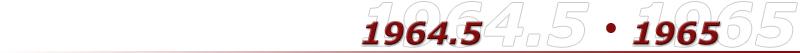 1964.5 und 1965 Ford Mustang Technische Daten