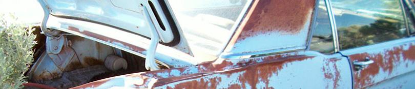 Restaurierung Oldtimer, Ford Mustang
