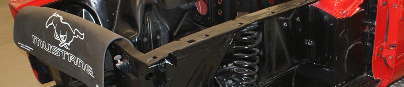 Teil Restaurierung Oldtimer, Ford Mustang