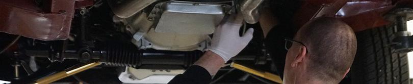 Reparaturen und Inspektionen von Odtimern und US Fahrzeugen wie Ford Mustang