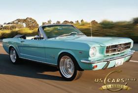 1965 Mustang Pagoda Green