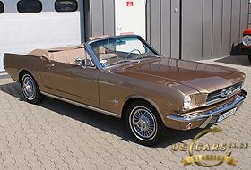 1965 Mustang Prairie Bronze