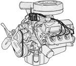 Ford Motoer 289 V8