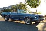 Ford Mustang Restaurierungs-Objekte