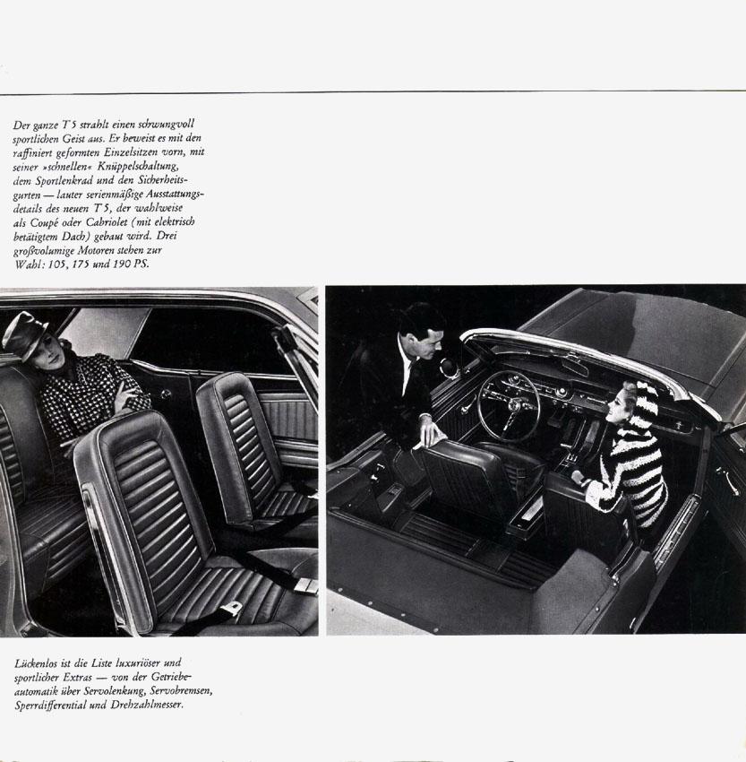 1965 Ford T5 Prospekt Seite 4