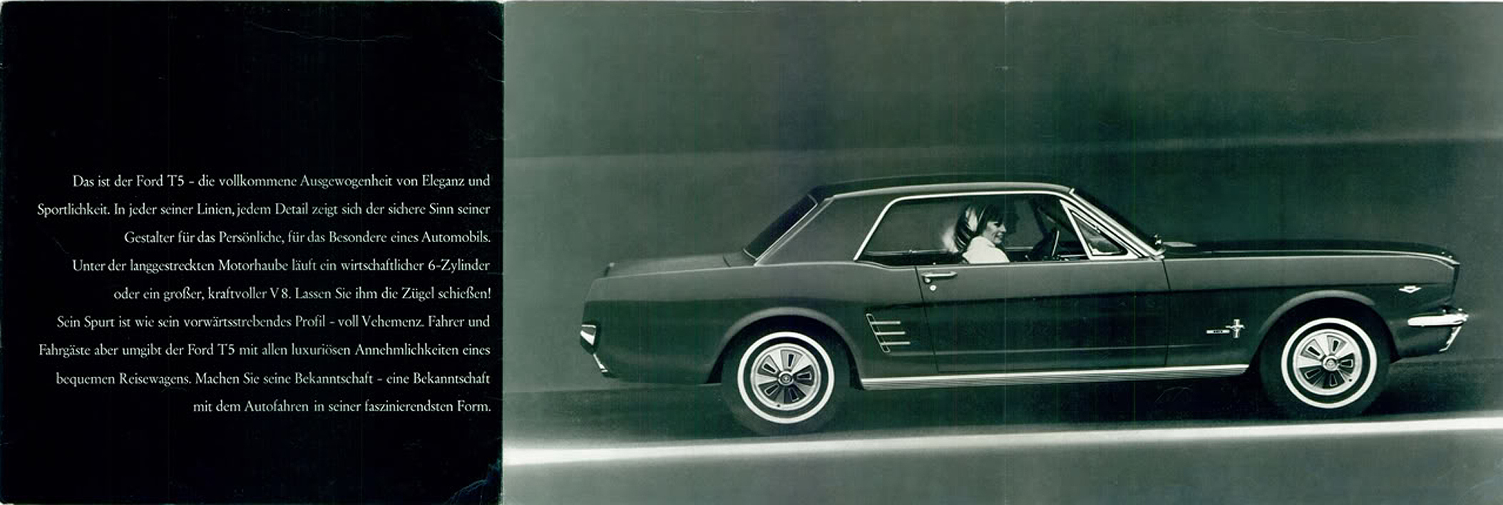 1966 Ford Mustang T5 Prospekt - Seite 2