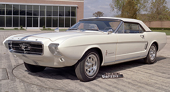1963 Ford Mustang II Prototyp Concept